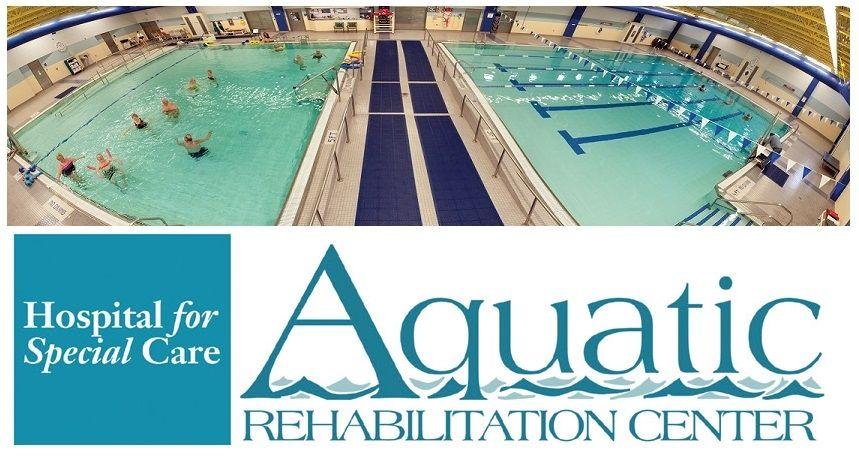 Adapted Swim Lessons at Aquatic Rehabilitation Center