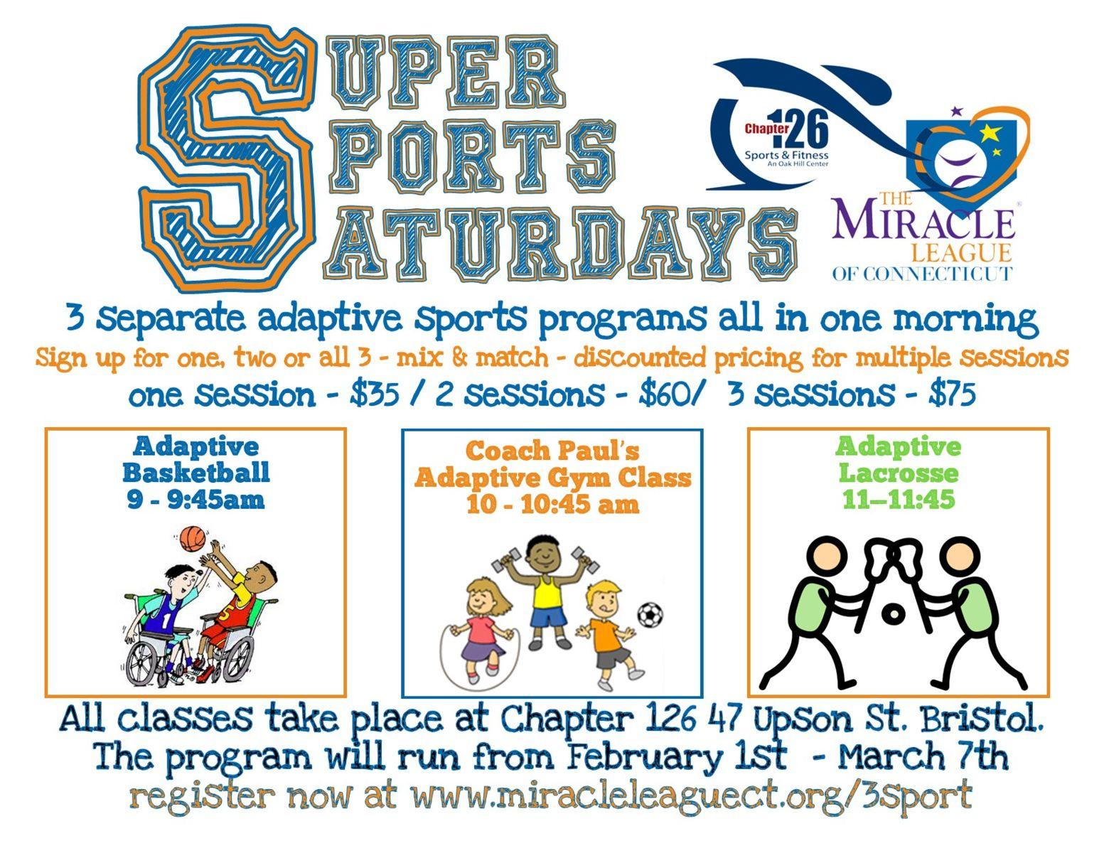 Adaptive Sports Programs